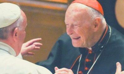 cardinal theodore mccarrick