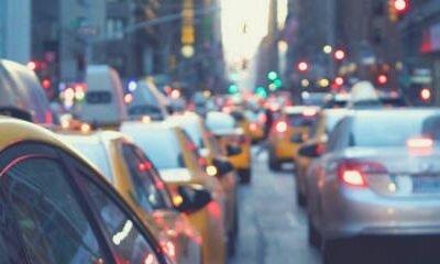 uber new york street